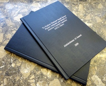 dissertation binding hardback Information about printing options and adding credit to your print  printing  services use digital printers to ensure the last minute, urgent projects and  dissertations can be printed and bound on time, same  hardback binding.